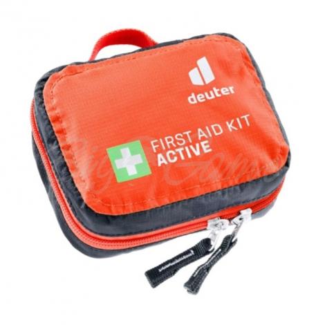 Аптечка DEUTER 2021 First Aid Kit Active цв. Papaya фото 1