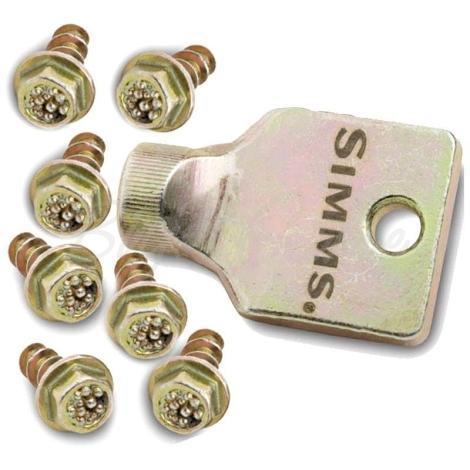 Шип SIMMS HardBite Stud Vibram для резиновой подошвы (20 шт.) фото 1
