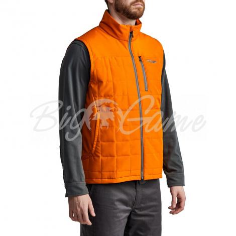 Жилет SITKA Grindstone Work Vest цвет Orange фото 7