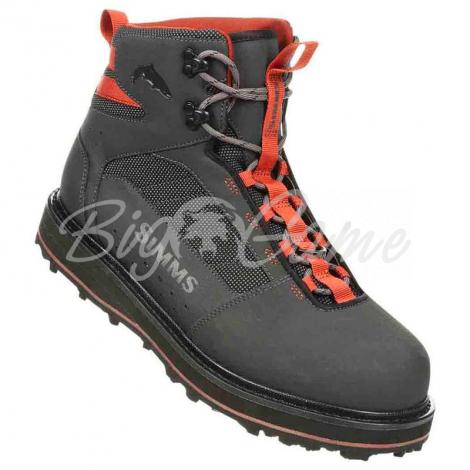 Ботинки SIMMS Tributary Boot цвет Carbon фото 3