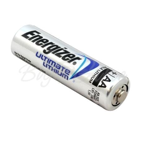 Батарейка ENERGIZER Ultimate Lithium FR06 AA FSB4 в бл.4 фото 1