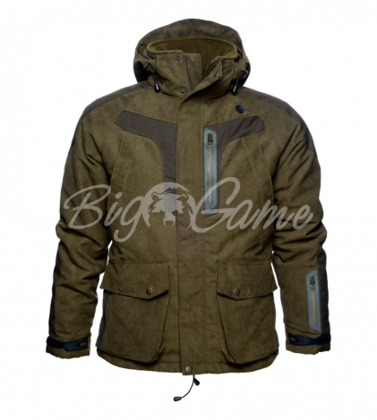 Куртка SEELAND Helt Jacket цвет Grizzly Brown фото 1