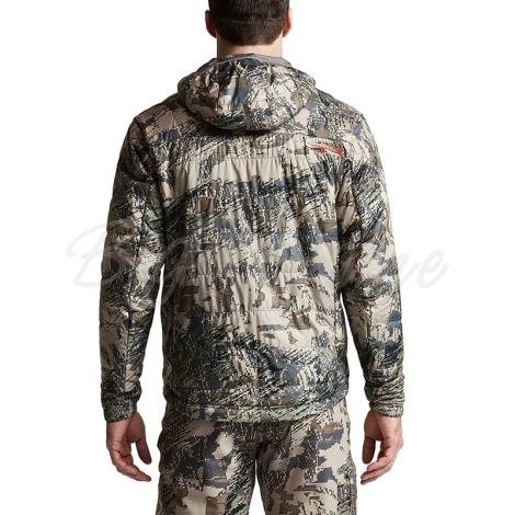 Куртка SITKA Kelvin AeroLite Jacket цвет Optifade Open Country фото 8
