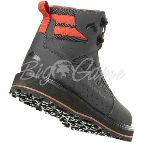 Ботинки SIMMS Tributary Boot цвет Carbon фото 2