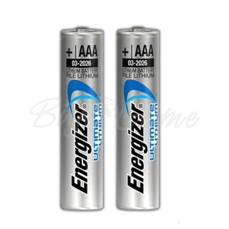 Батарейка ENERGIZER Ultimate Lithium FR03 AAA в бл.4 фото 1