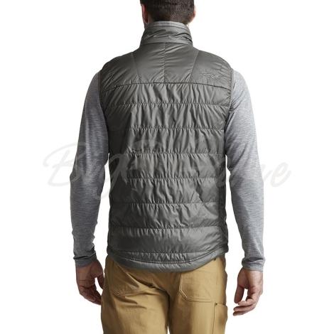 Жилет SITKA Kelvin AeroLite Vest цвет Shadow фото 4