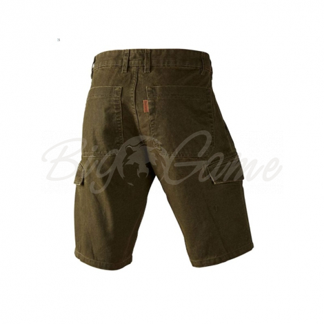 Шорты SEELAND Flint Shorts цвет Mudd green фото 2