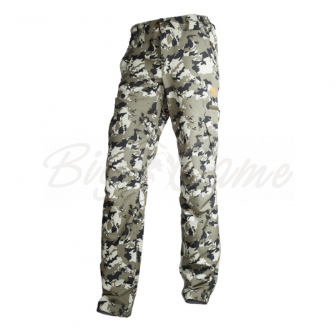 Брюки ONCA Elastic Pant цвет Ibex Camo фото 1