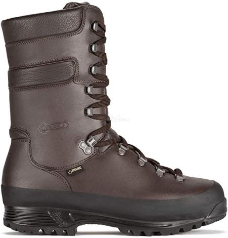 Ботинки охотничьи AKU Grizzly Top II GTX цвет Brown фото 4