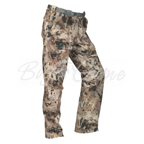 Брюки SITKA Grinder Pant цвет Optifade Waterfowl фото 1