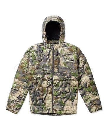 Куртка SKRE Ptarmigan 850 Ultra Down Hoodie цвет Summit фото 1