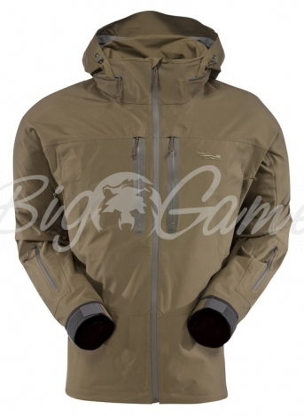 Куртка SITKA Stormfront Jacket цвет Moss фото 1
