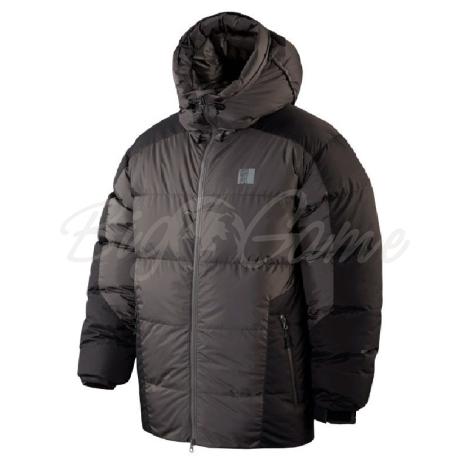 Куртка пуховая SIVERA Аргамак цвет асфальт/черный 98-923-5-6 фото 1