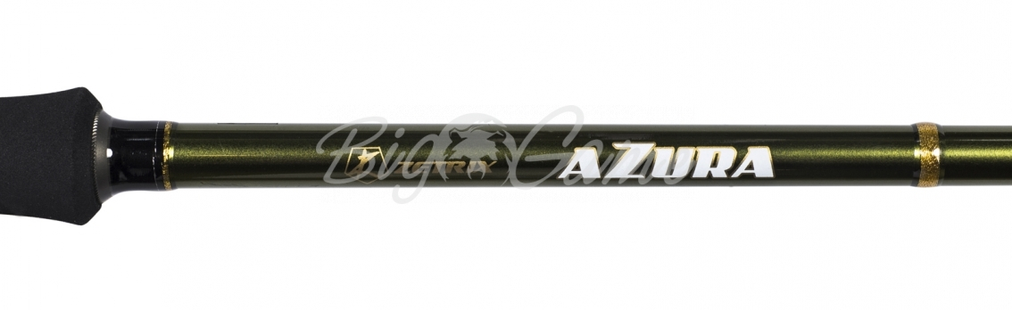 Удилище спиннинговое ZETRIX Azura 682M тест 8 - 30 гр. AZS-682M фото 3