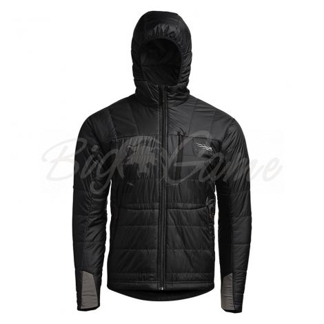 Куртка SITKA Kelvin AeroLite Jacket цвет Black фото 1