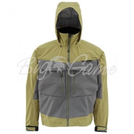 Куртка SIMMS G3 Guide Jacket цвет Army Green фото 1