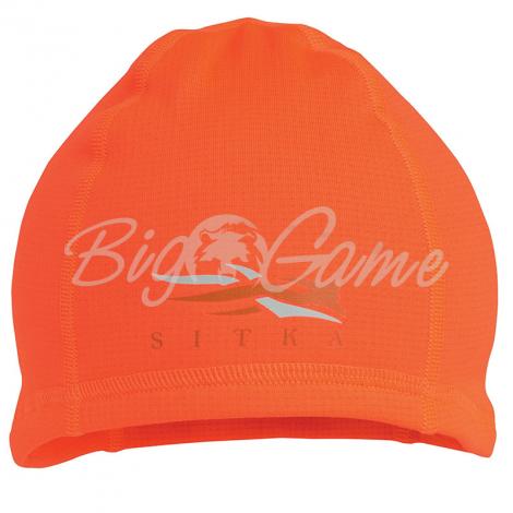 Шапка SITKA Beanie New цвет Blaze Orange фото 1