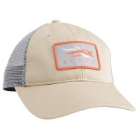 Бейсболка SITKA Youth Meshback Trucker Cap цвет Sandstone