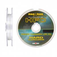 Флюорокарбон PONTOON 21 Marxman HFC 50 м 0,128 мм цв. прозрачный