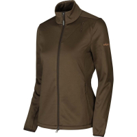 Куртка HARKILA Njord Lady Fleece цвет Willow green