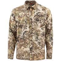 Рубашка SIMMS Double Haul LS Shirt цвет River Camo
