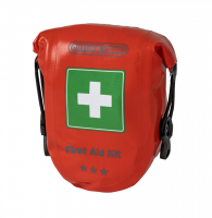 Аптечка ORTLIEB First-Aid-Kit Safety Level водонепроницаемая 0,6 л цв. красный