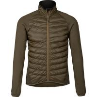 Куртка SEELAND Hawker Hybrid Jacket цвет Pine green