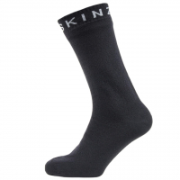 Носки SEALSKINZ Super Thin Mid Sock цвет Black / Grey