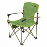 Кресло складное CAMPING WORLD Dreamer Chair цвет зеленый