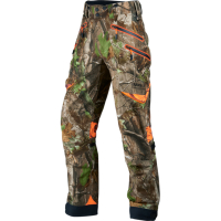 Брюки HARKILA Moose Hunter Trousers цвет Mossy Oak Break-Up Country /Orange Blaze