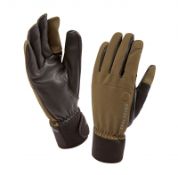 Перчатки SEALSKINZ Shooting Glove цвет Olive