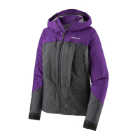 Куртка забродная PATAGONIA W's River Salt Jacket цвет Purple