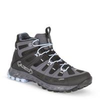 Ботинки треккинговые AKU WS Selvatica Mid GTX цвет Black / Light Blue