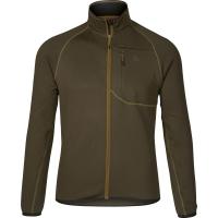Куртка SEELAND Hawker Full Zip Fleece цвет Pine green