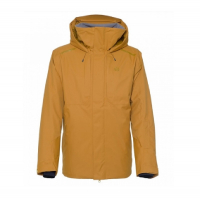 Куртка FHM Mist цвет коричневый
