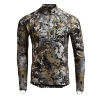 Водолазка SITKA Core Mid Wt Zip-T New цвет Optifade Elevated II