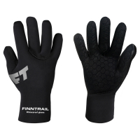 Перчатки FINNTRAIL Neoguard 2110 цвет черный