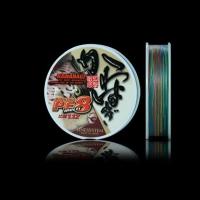 Плетенка LINE SYSTEM Kawahagi Multi 8 # 1,5