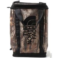 Сумка-рюкзак THE NORTH FACE Explore Fusebox Backpack S цвет Kelp Tan Forest Floor Print / Black