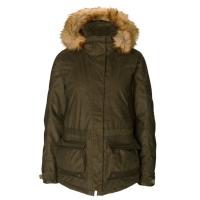 Куртка женская SEELAND North Lady Jacket цвет Pine green превью 1