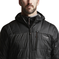 Куртка SITKA Kelvin AeroLite Jacket цвет Black превью 6