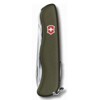Нож VICTORINOX Outrider 111мм 14 функций цв. зеленый