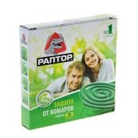 Спираль РАПТОР от комаров без запаха (10 шт.)