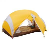 Палатка THE NORTH FACE Triarch 2 Person Tent цвет Канареечный желтый / серый