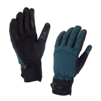 Перчатки SEALSKINZ Performance Activity Glove цвет Pine / Black