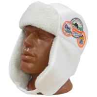 Шапка-ушанка ADRENALIN REPUBLIC Helmet цв. Белый