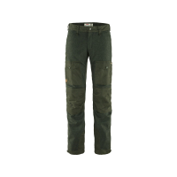 Брюки FJALLRAVEN Varmland Wool Trousers M цвет Deep Forest