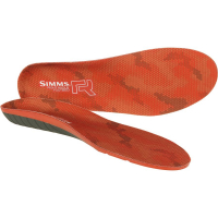 Стелька SIMMS Right Angle Plus Footbed цвет Orange
