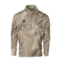 Водолазка BANDED Performance Adventure 1/4 Zip Shirt цвет Realtree Green