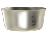 Пиала NOVAYA ZEMLYA Ti Bowl (титан) 550 мл